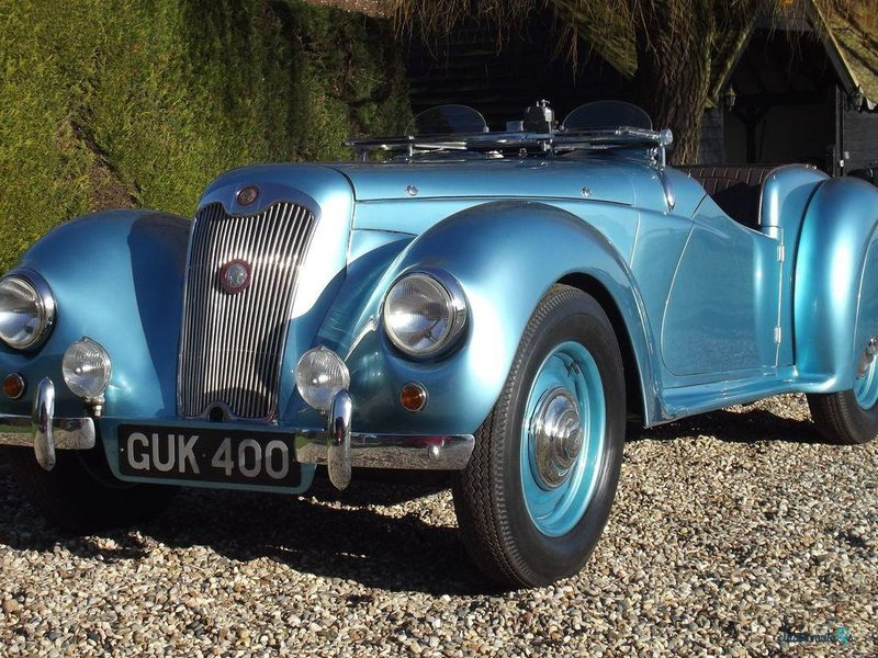 1948 Lea Francis 141Hp Sports in Shropshire - 5