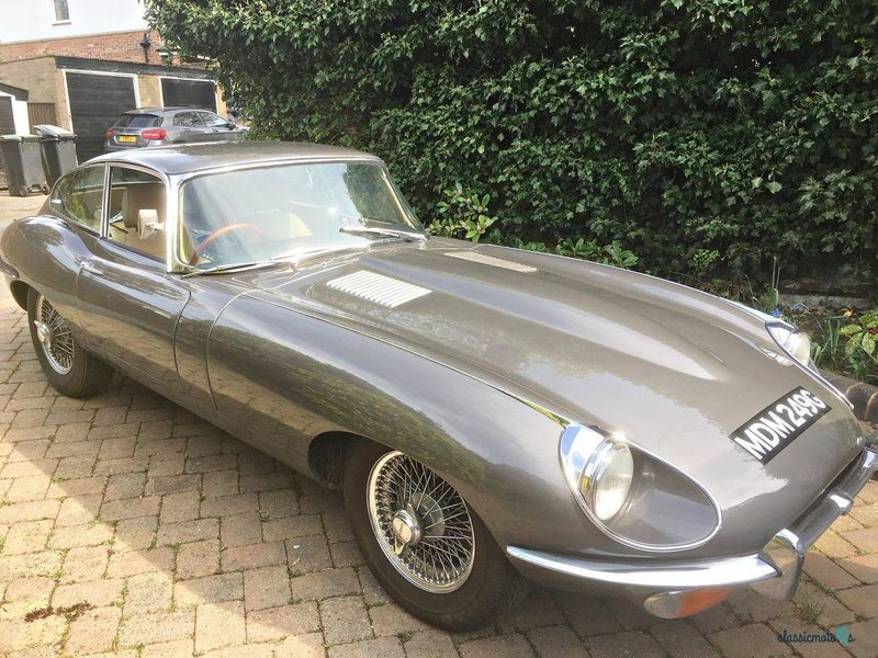 1969 Jaguar E-Type в Merseyside - 5