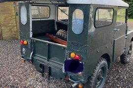 1951' Land Rover Series 1