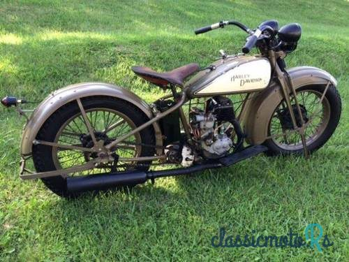 1930 Harley-Davidson in Germany, the World