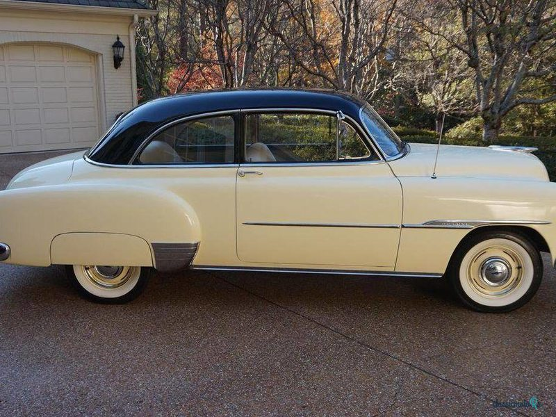 1951 Chevrolet Styleline in Georgia - 2