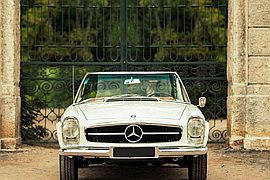 1967' Mercedes-Benz Sl-250