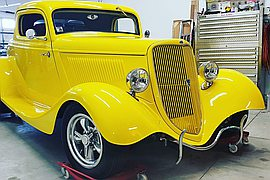 1934' Ford Coupe