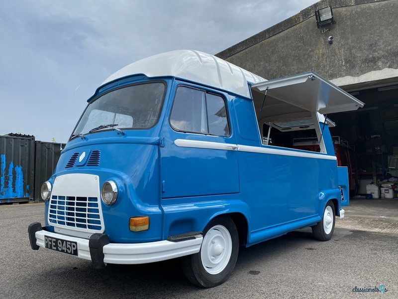 1975 Renault Estafette in Brazil