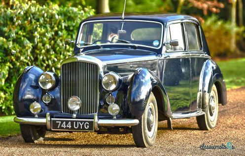 1953 Bentley R Type in Irland - 2