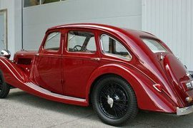 1936' Riley Kestrel 15-6 Light 6