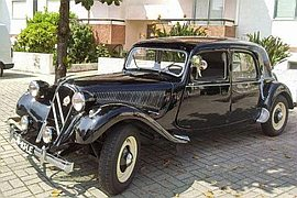 1954' Citroen Traction Avant