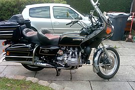 1979' Honda GoldWing