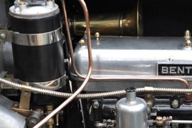 1925' Bentley 3-Litre Vanden Plas Style Tour