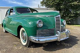 1947' Packard Clipper Series