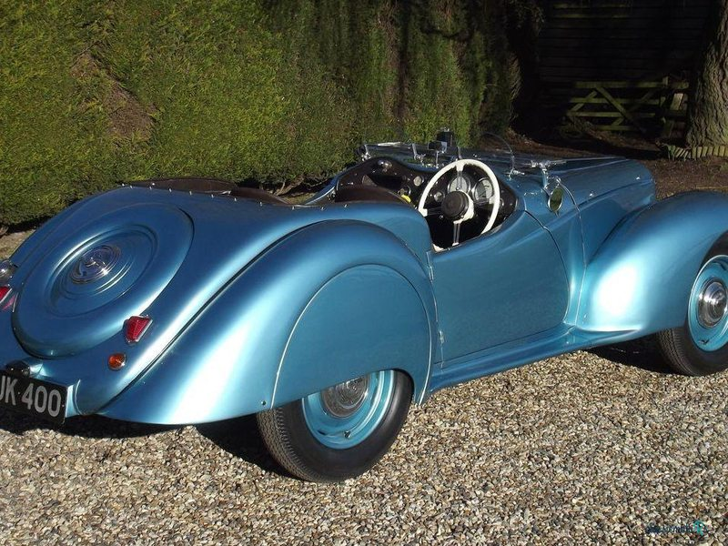 1948 Lea Francis 141Hp Sports in Shropshire - 2