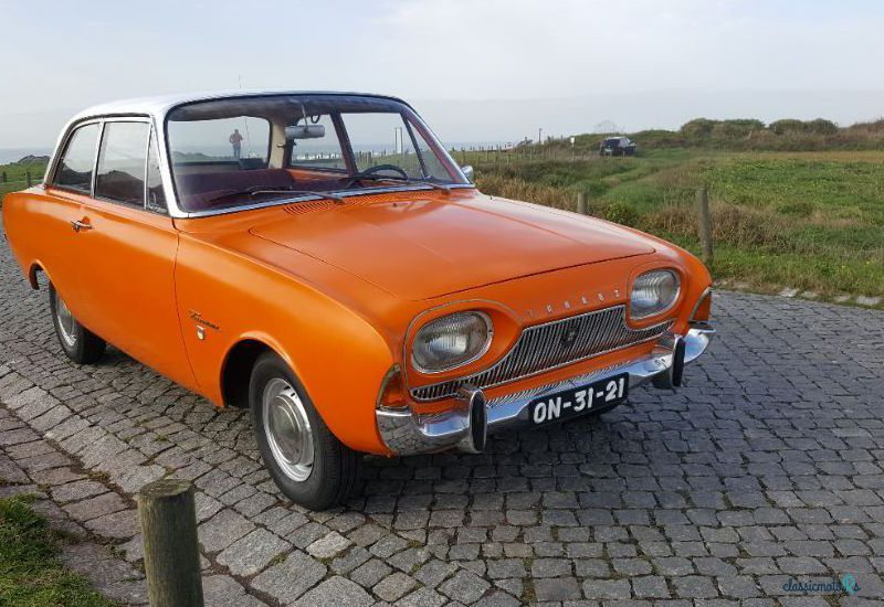 1963 Ford Taunus in Portugal - 2