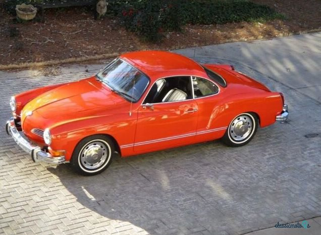 1972 Volkswagen Karmann-Ghia in Georgia - 2