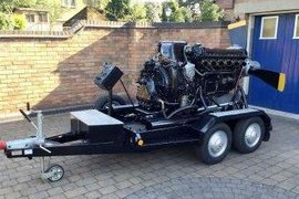 1949' Rolls-Royce Merlin Engine