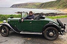 1933' Austin Austin Heavy 12/4 Harrow