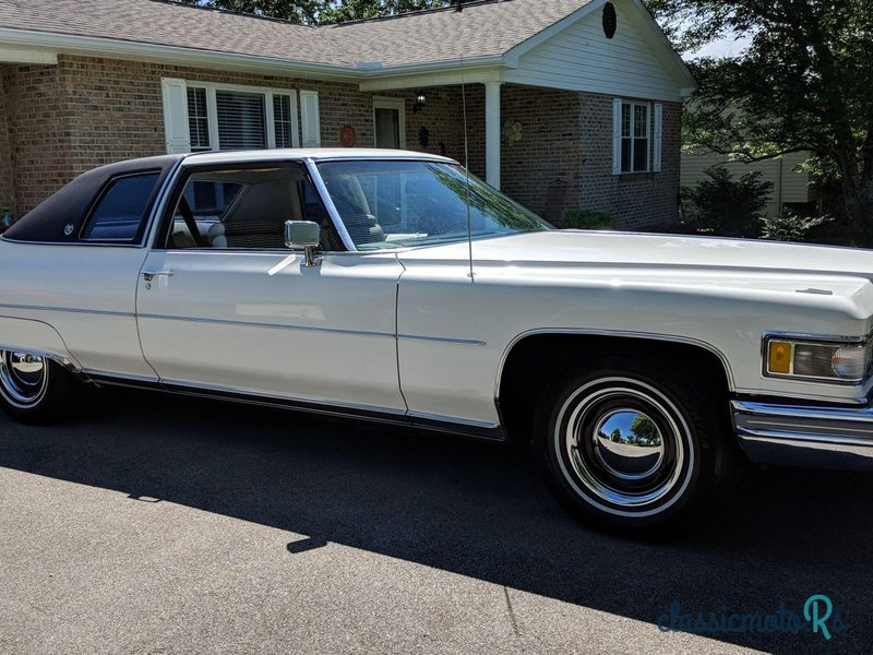 1975 Cadillac De Ville in Tennessee - 3
