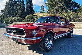 1967' Ford Mustang