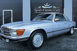 1976' Mercedes-Benz Slc-Klasse