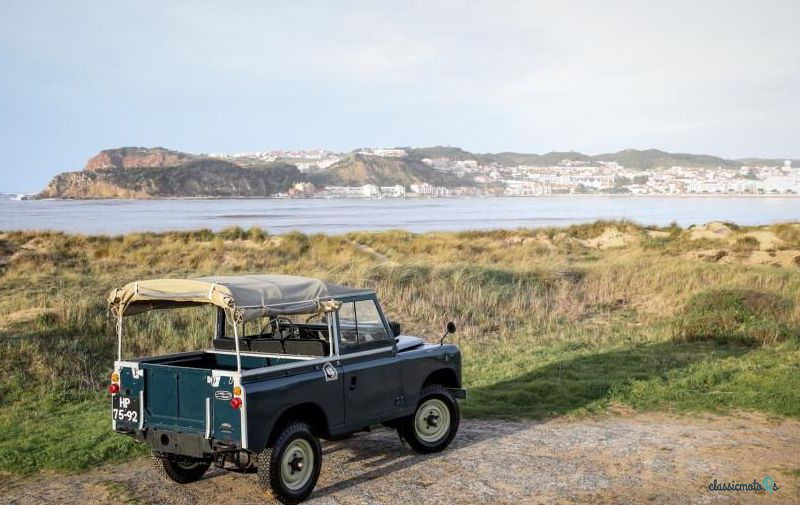 1980 Land Rover Serie Iii in Portugal - 3