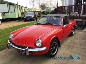 1969 Triumph Spitfire in United Kingdom - 2