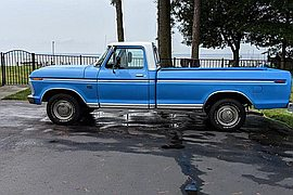 1973' Ford F100