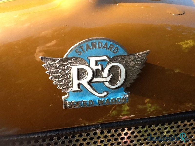 1927 Reo Speedwagon in Kent, the World