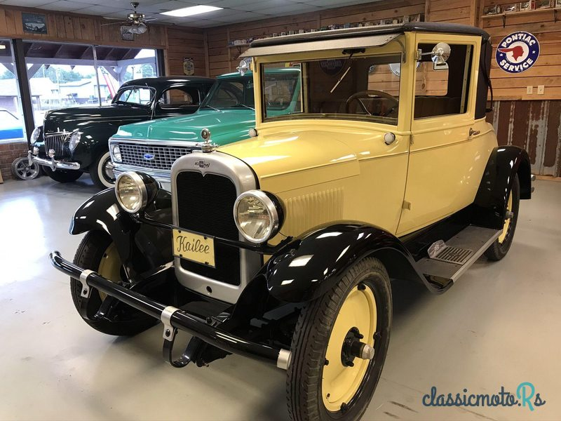 1927 Chevrolet Series AA in Washington - 2