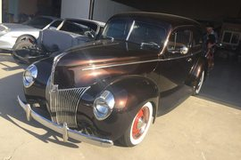 1940' Ford Standard