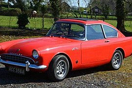 1963' Sunbeam Alpine