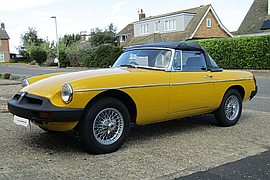 1978' MG Mgb Roadster
