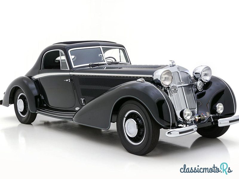 1937 Horch 853 Coupe in United States, the World