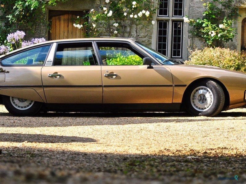 1979 Citroen CX in France - 2