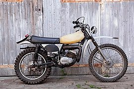 1975' Yamaha YAMAVERTE 175