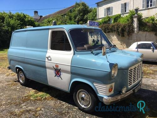 1973 Ford Transit in Surrey
