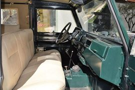 1973' Land Rover Serie-Iii Regular 88