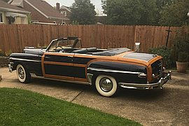 1949' Chrysler Town & Country