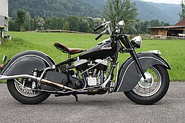 1947' Indian Chief