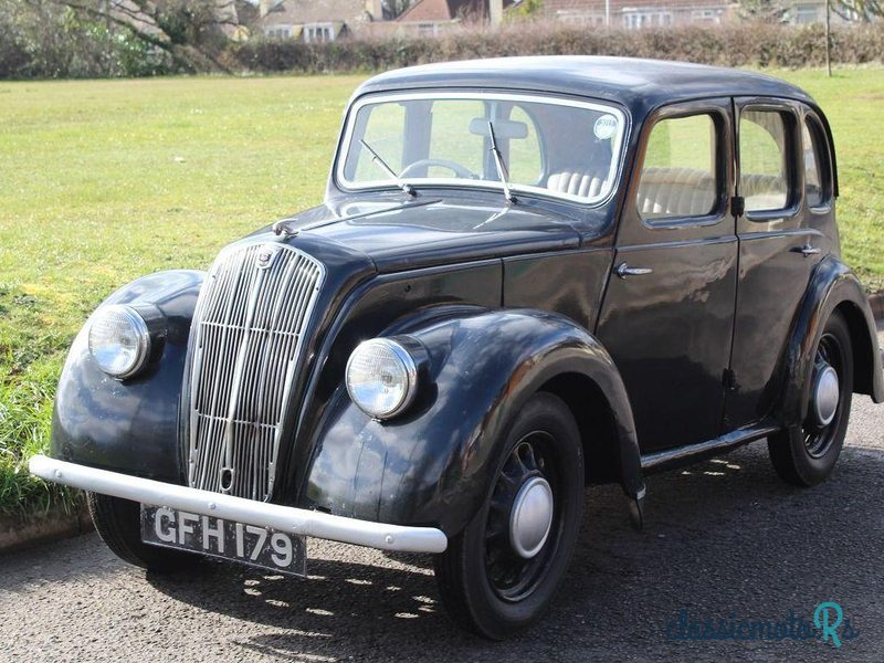 1948 Morris Eight 8 Saloon in Dorset - 2