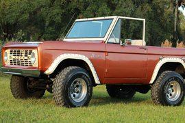 1966' Ford Bronco