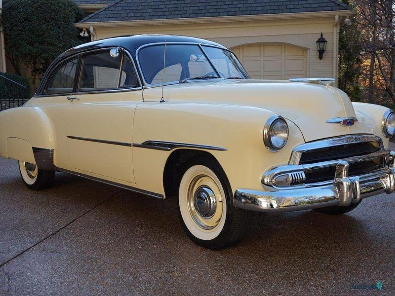 1951 Chevrolet Styleline in Georgia