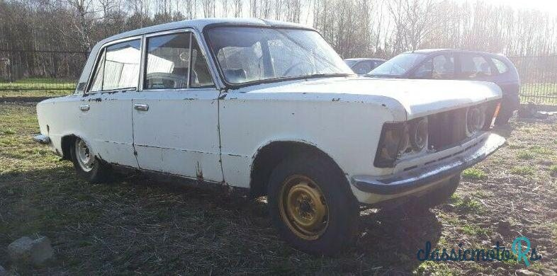 1974 FIAT 125,125P in Poland, the World