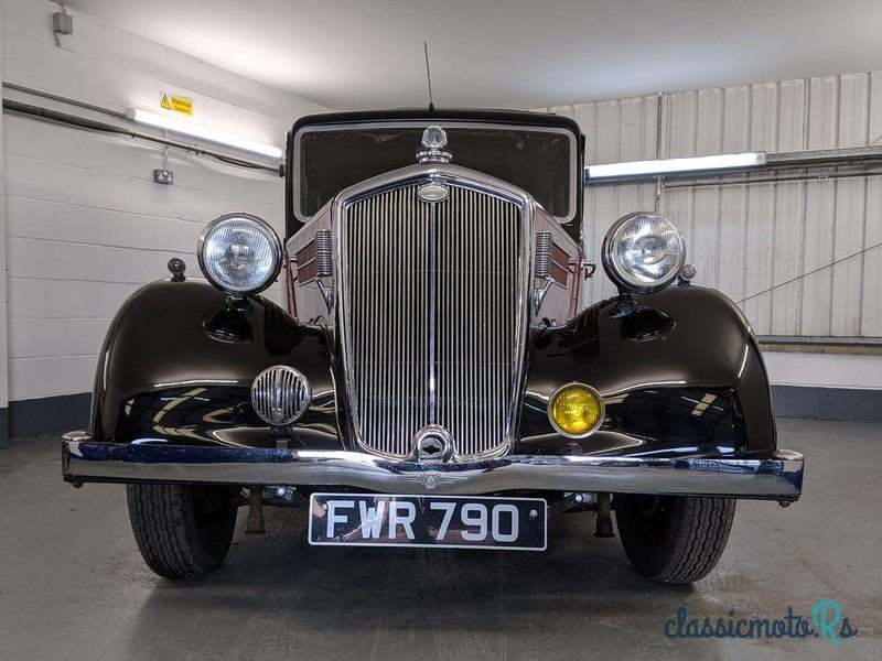 1946 Wolseley 1248 in United Kingdom, the World