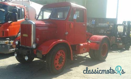 1953 Scammell 15LA in Somerset, Alle