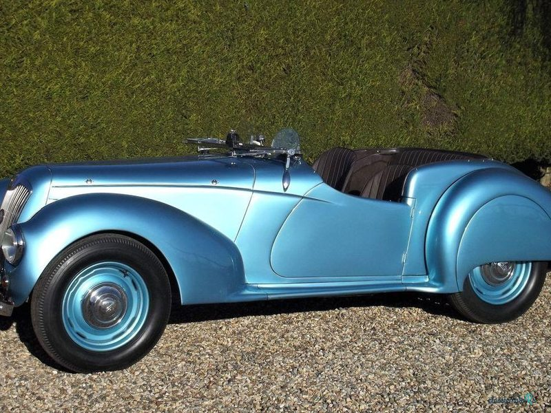 1948 Lea Francis 141Hp Sports in Shropshire