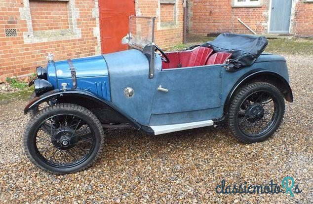1928 Austin Austin 7 7 Sports in United Kingdom - 3