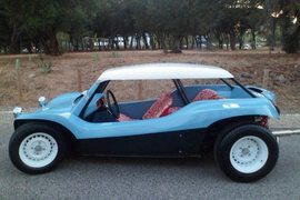 1970' Volkswagen Beach Buggy