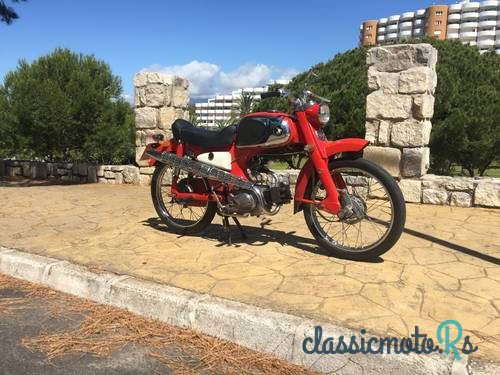 1966 Honda in Spain, the World