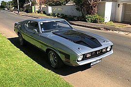 1971' Ford Mustang