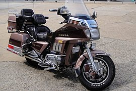 1986' Honda Gold Wing