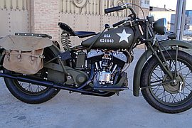 1941' Indian Scout 741